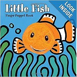 Little Fish Finger Puppet Book (Finger Puppet Books)