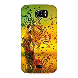 Forest Angel Back Case Cover for Micromax Canvas 2 A110