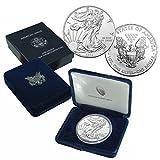 2016 American silver eagle $1 Brilliant Uncirculated US Mint Box