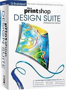 The Print Shop Design Suite Professional Edition [Old Version]
