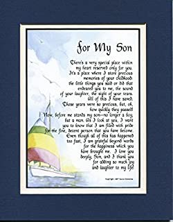 Genie S Poems A Gift For A Son Or Daughter 60b Touching