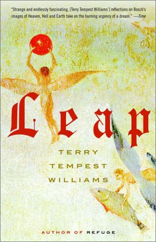Leap, TERRY TEMPEST WILLIAMS