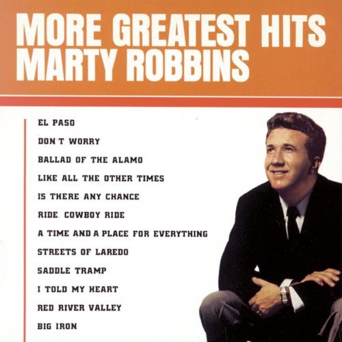 MARTY ROBBINS - More Greatest Hits - Zortam Music