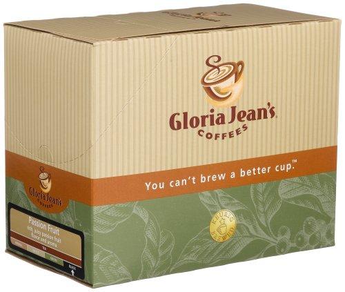 Gloria Jean's Coffees, Tea K-Cup, Passion Fruit