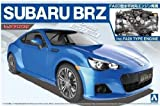 Aoshima 1/24 The Best GT Scale Sport Car Kit Subaru BRZ 12 w/FA20 Engine Model /item# G4W8B-48Q26064