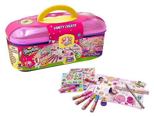 Canal Toys-Shopkins-Vanity creativo