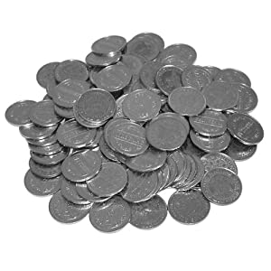washing machine tokens