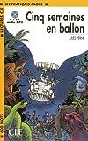echange, troc Jules Verne - Cinq semaines en ballon (1CD audio MP3)