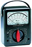 Triplett 3030 Analog Multimeter with Voltmeter Ohm Meter and 25 Ranges and Functions