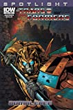 img - for Transformers: Spotlight - Bumblebee book / textbook / text book