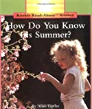 H.D.Y.K. It's Summer? Pbk (Rookie Read-About Science)