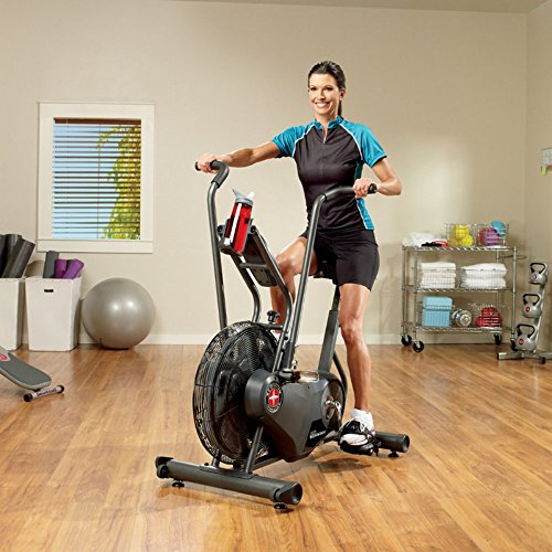 Best Buy! Schwinn AD6 Airdyne Upright Exercise Bike