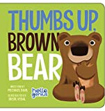 Michael Dahl Thumbs Up, Brown Bear (Hello Genius)