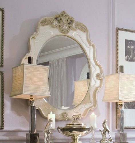Cheap Console Table Mirror by AICO – Blanc – 04 (54260N) (54260N)