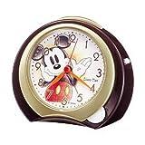 セイコークロック Disney (ディズニータイム) 目覚し時計 ミッキー&フレンズ FD396B