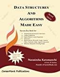 img - for Data Structures and Algorithms Made Easy: Data Structure and Algorithmic Puzzles, Second Edition book / textbook / text book