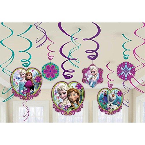 Disney's Frozen Birthday Party Supplies