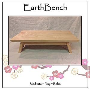 Amazon Com Earthbench Shrine Table Petite Floor Altar