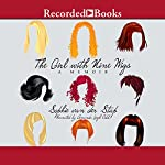 The Girl with Nine Wigs: A Memoir | Sophie van der Stap