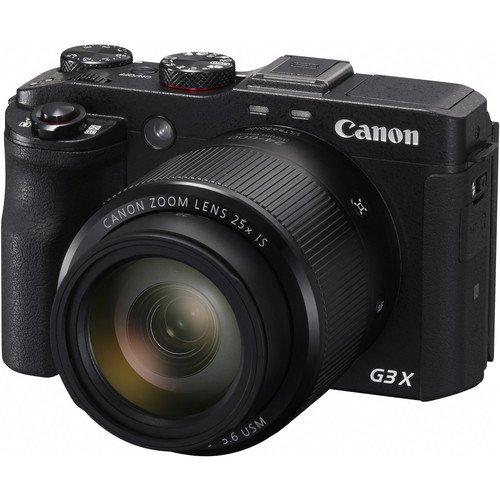 Canon-PowerShot-G3-X-Digital-Camera-Wi-Fi-Enabled-International-Version-No-warranty