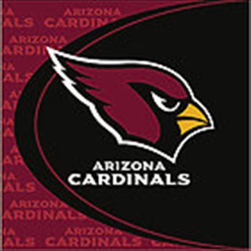 NFL Arizona Cardinals Large Napkins (16ct) - 1
