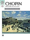 img - for Preludes (Alfred Masterwork CD Edition) book / textbook / text book