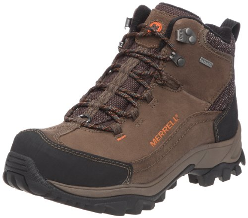 Merrell Mens Norsehund Omega Mid WTPF J39499 Merrell Stone Multisport Shoes ,Braun (MERRELL STONE) 41 EU/7 UK