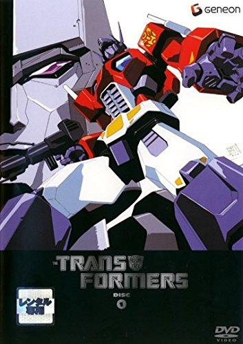 戦え!超ロボット生命体トランスフォーマー DISC 1(第1話~第7話) [レンタル落ち]