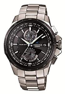 Casio Oceanus Multiband6 Japanese Model [ Oct-t1010-1ajf ]