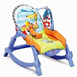 Sunshine Rocking Chair And Baby Bouncer With Soothing Vibration And Music - Non Toxic