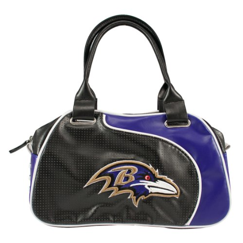 NFL Baltimore Ravens Perf-ect Bowler Bag at Amazon.com