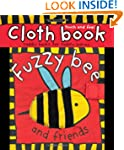 Cloth Book Fuzzy Bee