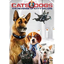 Cats &amp; Dogs: The Revenge of Kitty Galore