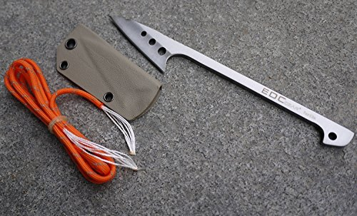EDC Outdoor Full Smooth shape Blade Knife Fishing Harpoon Flake Survival Tool