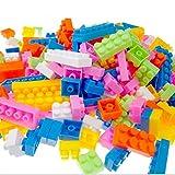 #1: Vibgyor Vibes™ 88 pcs, 6 coloured Building Blocks-Multiple colours, Mind development activity for the little ones.