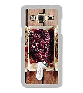 Icecream 2D Hard Polycarbonate Designer Back Case Cover for Samsung Galaxy J3 2016 :: Samsung Galaxy J3 2016 Duos :: Samsung Galaxy J3 2016 J320F J320A J320P J3109 J320M J320Y