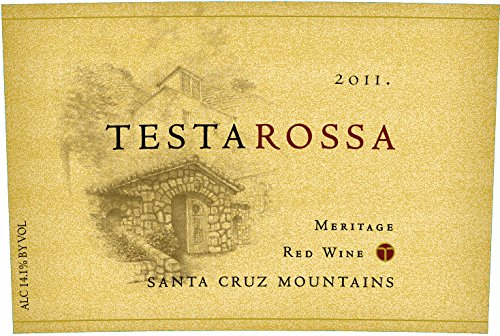 2011 Testarossa Santa Cruz Mountains Meritage