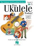 Play Ukulele Today! Level 1 Uke Book/Cd