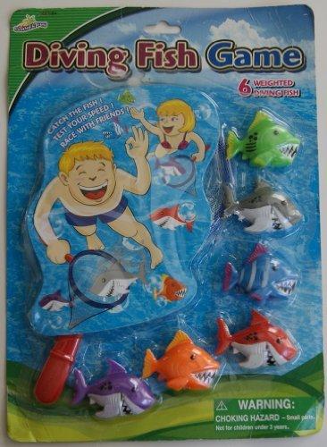 Diving Fish Game - 1