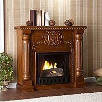Silas Electric Fireplace - Salem Antique...