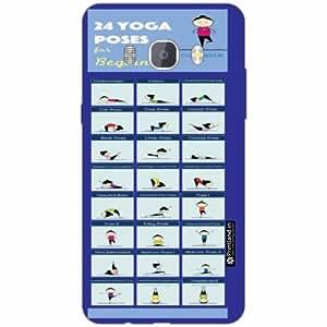 Samsung J5 new edition 2016 Back Cover - Silicon Power Yoga Designer Cases