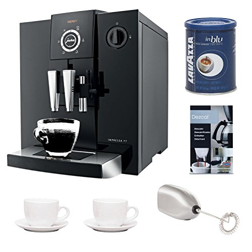 Jura Impressa F7 Automatic Coffee Center Bundle (Certified Refurbished) (Breville Bes900 compare prices)