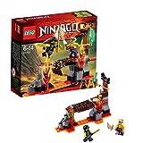 レゴ ニンジャゴー マグマブリッジ 70753