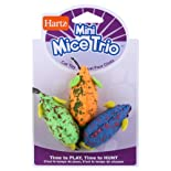 Hartz Cat Toy, Mini Mice Trio