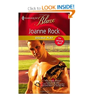 Double Play (Harlequin Blaze) Joanne Rock