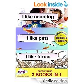 I Like Counting / I Like Pets / I Like Farms (I Like...Reading)