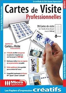 Cartes de Visite Professionnelles