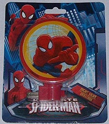 Marvel Ultimate Spider-Man Night Light S2 - 1