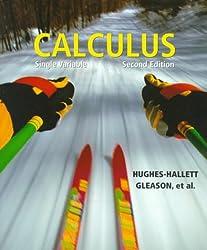 Calculus: Single Variable by Hughes-Hallett Deborah Gleason
