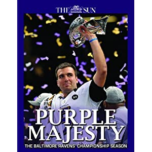 Purple Majesty - Baltimore Ravens Super Bowl Champions